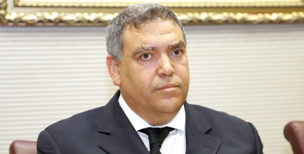Le ministre de l'Intérieur tient une réunion avec les élus, les responsables locaux et les acteurs de la société civile de Nador