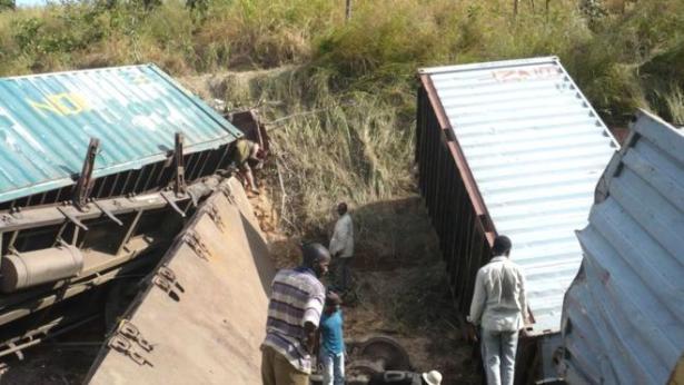 مصرع 34 شخصا بحادث قطار في الكونغو الديمقراطية (حصيلة جديدة)