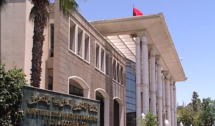 Le ministre des AE reçoit l'Ambassadeur de Russie à Rabat à la demande de ce dernier