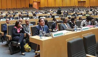 """قمة الاتحاد الإفريقي- الاتحاد الأوروبي: المغرب يدعو بقوة إلى إرساء شراكة """"متوازنة"""""""