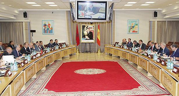 المغرب وإسبانيا يعربان عن ارتياحهما لنوعية تعاونهما التقني والعملي في المجال الأمني