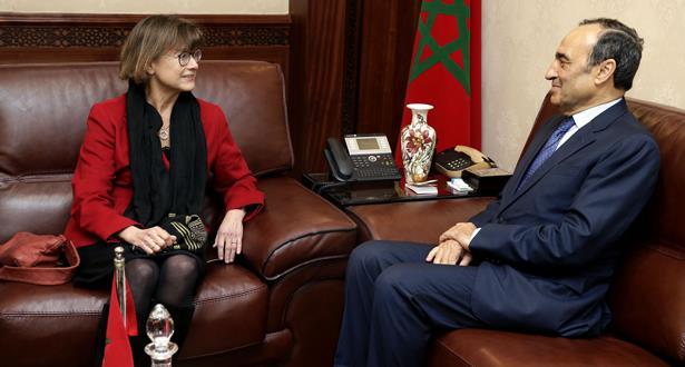 كلوديا وايدي: الاتحاد الأوروبي يولي أهمية كبيرة لعلاقاته مع المغرب