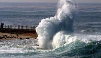 Des houles de 4 à 6 m à partir de mercredi sur les côtes atlantiques