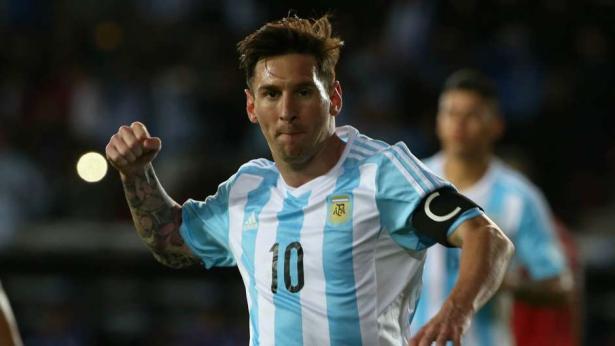 Copa America: Messi a rejoint la sélection argentine