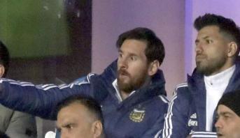 سامباولي يوضح سبب غياب ميسي أمام إيطاليا