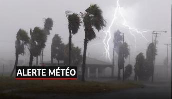 Fortes averses de pluies avec rafales de vent prévues du mardi à mercredi dans plusieurs régions du Royaume
