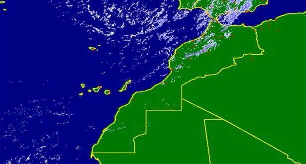 توقعات أحوال الطقس ليوم السبت 22 أبريل