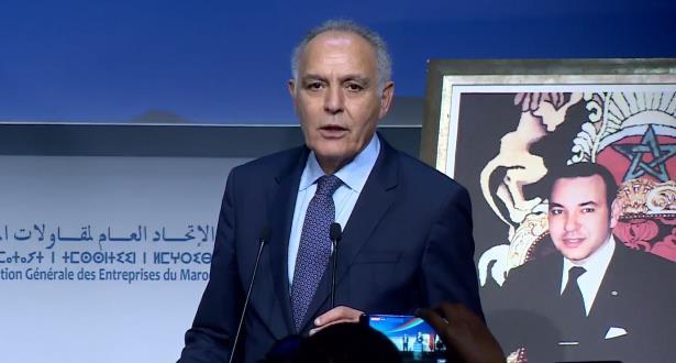 انتخاب صلاح الدين مزوار رئيسا للاتحاد العام لمقاولات المغرب