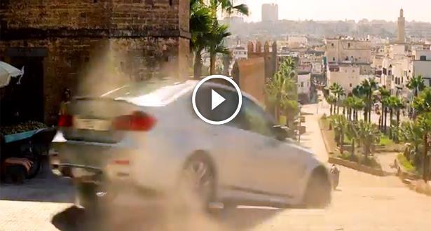 """فيديو .. مشاهد مثيرة من فيلم طوم كروز بالمغرب """"مهمة مستحيلة 5"""""""