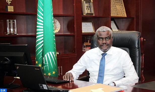 موسى فقيه محمد : الاتحاد الإفريقي يعول على المغرب من أجل تعزيز موقع إفريقيا ضمن المجتمع الدولي