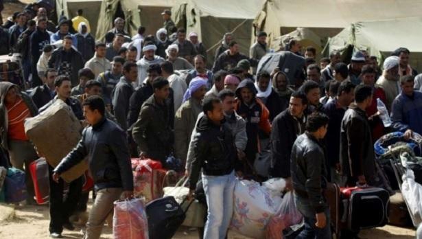 Marocains bloqués en Libye : 235 personnes ont été rapatriées