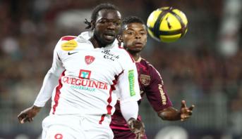 Décès à l'entraînement de l'ancien international gabonais Moïse Brou Apanga