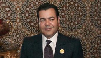 الملك محمد السادس يقيم مأدبة عشاء على شرف المدعوين والمشاركين في الدورة الـ 12 للملتقى الدولي للفلاحة ترأسها الأمير مولاي رشيد
