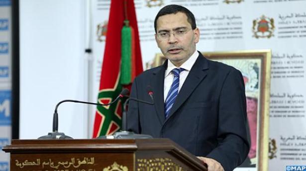 Le gouvernement marocain avec la position annoncée en Espagne au sujet du référendum en Catalogne (El Khalfi)