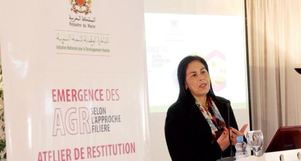 نديرة الكرماعي: المبادرة الوطنية للتنمية البشرية ساهمت في تحقيق أهداف الألفية للتنمية لسنة 2015