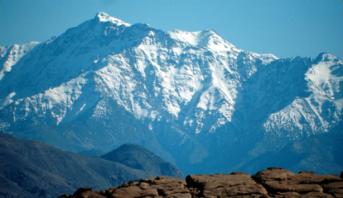 Météo: des flocons de neige prévus ce lundi dans le Haut-Atlas