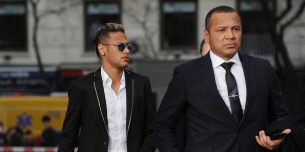 Après la défaite du PSG, le père de Neymar adresse un message de soutien à son fils