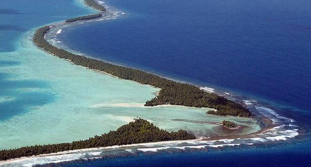 دراسة : ارتفاع منسوب مياه المحيطات يمكن أن يصل إلى 65 سنتمتر بحلول نهاية القرن