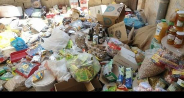 حجز و إتلاف 153 طنا من المواد الغذائية خلال ال23 يوما من شهر رمضان