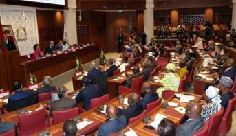 """برلمان المجموعة الاقتصادية لدول غرب إفريقيا """"سيدياو"""" يدعم طلب المغرب الانضمام إلى المجموعة"""