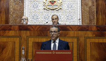 بوسعيد يعرض التوجهات الكبرى لمشروع قانون المالية لسنة 2017 أمام مجلسي البرلمان