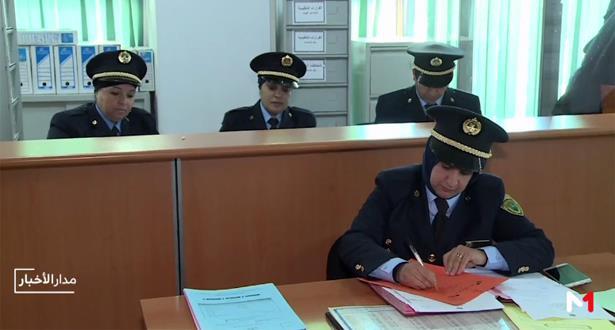 الشروع في تفعيل عمل الشرطة الإدارية بمدينة القنيطرة