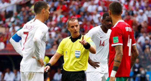"""""""الفيفا"""" تفتح تحقيقا في مباراة المغرب والبرتغال"""