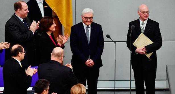 الرئيس الألماني الجديد : لن أكون رئيسا محايدا بل متحيزا للديمقراطية وأوروبا