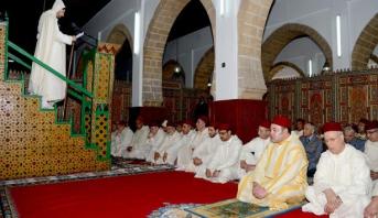 Amir Al Mouminine accomplira lundi la prière de l'Aïd Al Fitr à la Mosquée Al-Mohammadi à Casablanca