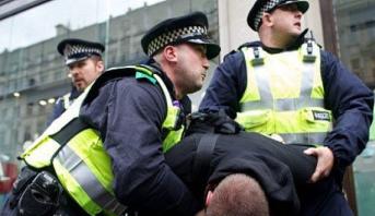 إصابة امرأة بالرصاص والقبض على 4 آخرين في عملية لمكافحة الإرهاب في لندن