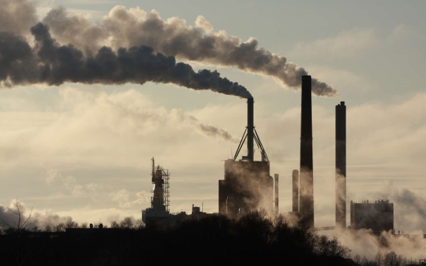 La pollution a tué 9 millions de personnes en 2015