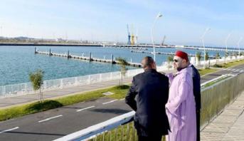 Tanger: Les nouveaux ports de pêche et de plaisance,  premiers fruits du programme de reconversion de la zone portuaire de Tanger-ville