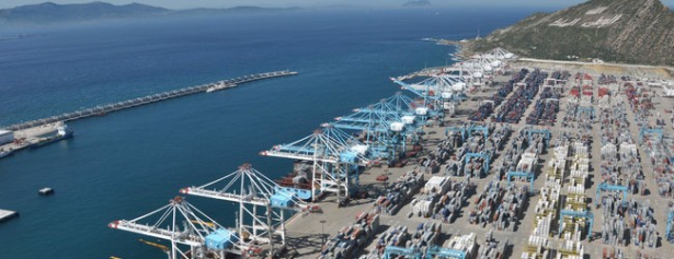 Port Tanger Med : une nouvelle performance réalisée en octobre dernier sur les terminaux à conteneurs