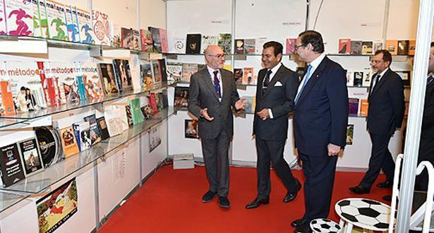 الأمير مولاي رشيد يترأس افتتاح الدورة الـ 22 للمعرض الدولي للنشر والكتاب