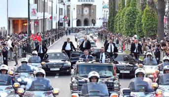 فيديو .. الملك عبد الله الثاني عاهل المملكة الأردنية يحل بالرباط في زيارة رسمية للمملكة
