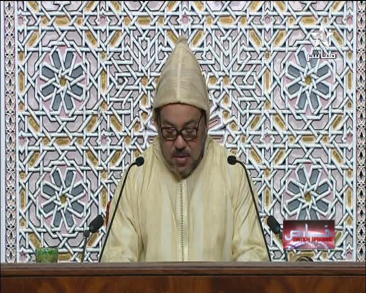 Roi Mohammed VI: La vie politique ne devrait pas reposer sur les personnes, mais sur les institutions