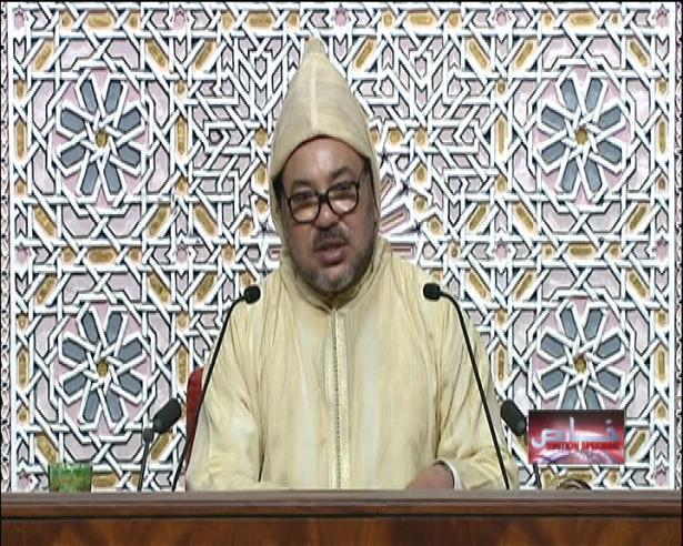 Le Roi Mohammed VI appelle à l'accélération de l'adoption des projets de lois organiques