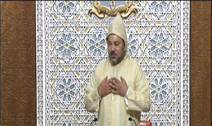 Discours prononcé par le Roi Mohammed VI devant les deux chambres du Parlement (Texte intégral)