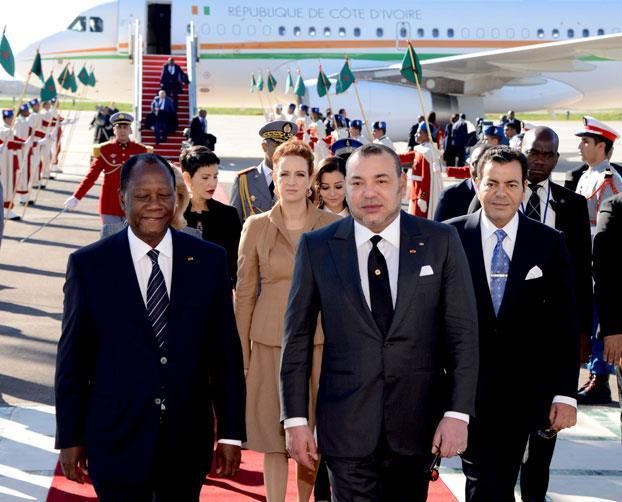 قمة الهند - إفريقيا : (هافينغتون بوست) تشيد بالاستراتيجية الإفريقية للملك محمد السادس