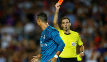 Real Madrid: la sanction de Ronaldo confirmée en appel