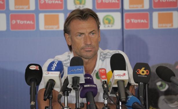 """Hervé Renard: """"La RDC, un adversaire de taille''"""