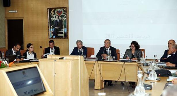 اجتماع تشاوري بشأن الأدوار الجديدة للمفتشيات العامة للوزارات حول إصلاح الإدارة