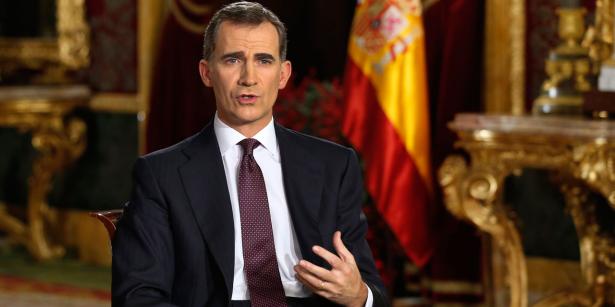 Le roi Felipe VI charge Mariano Rajoy de former un gouvernement