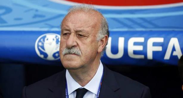 دل بوسكي يستقيل من تدريب منتخب اسبانيا