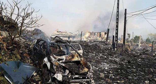 Espagne : un couple marocain mort dans l'explosion d'un dépôt illégal de matériel de pyrotechnie