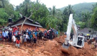 ارتفاع حصيلة ضحايا الفيضانات والانهيارات الأرضية في سريلانكا إلى أزيد من 200 قتيل
