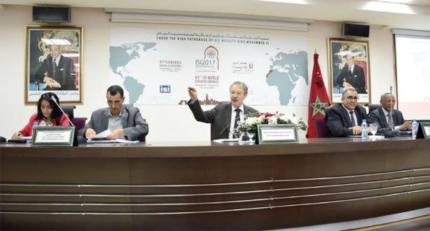 اختتام أشغال الدورة الـ 61 للمؤتمر الدولي للإحصاء بمراكش