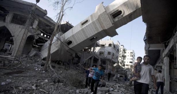 مقتل لاعبين من المنتخب السوري في سقوط قذائف على دمشق