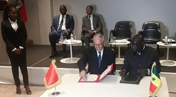 دكار: توقيع اتفاقية تهم التنظيم المشترك للمنتدى الوزاري الإفريقي حول الإسكان والتنمية الحضرية