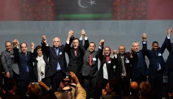 التأكيد بالقاهرة على الالتزام باستقلال وسيادة ليبيا ومؤسساتها المنبثقة عن الاتفاق السياسي الموقع بالصخيرات